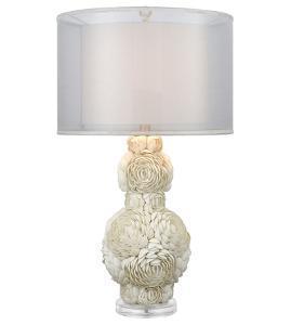 Portonovo Table Lamp - White