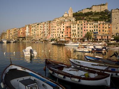 Portovenere, Cinque Terre, UNESCO World Heritage Site, Liguria, Italy, Europe--Photographic Print