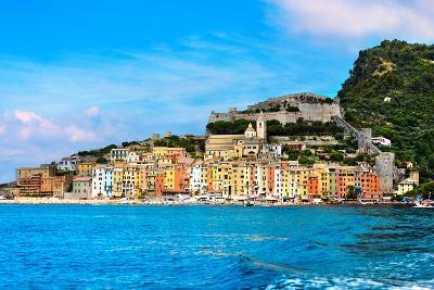 Portovenere - Liguria Italy-Alberto Masnovo-Photographic Print