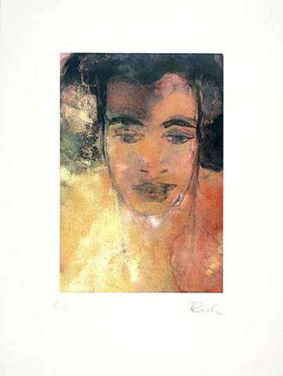 Portrait, c.2001-Hans Richter-Limited Edition
