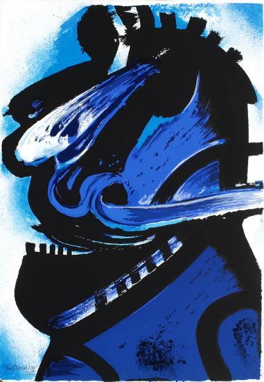 Portrait ?clat? VI-John Christoforou-Limited Edition