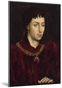 Portrait de Charles le Téméraire (1433-1477), duc de Bourgogne