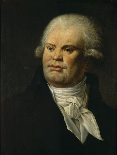 Portrait de Danton--Giclee Print