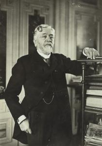 Portrait de Gustave Eiffel