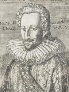 Portrait de Henri IV en buste