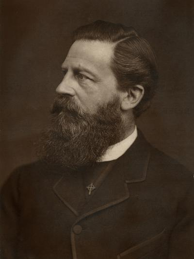 Portrait of a Bearded Man, Early 20th Century--Photographic Print