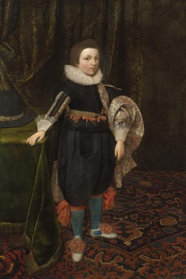 Portrait of a Boy, Early to Mid 1620s-Daniel Mytens-Giclee Print