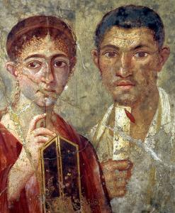 Portrait of a Couple, Thought to be Paquio Proculo and His Wife