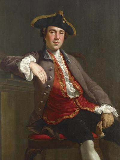 Portrait of a Gentleman-Nathaniel Dance-Holland-Giclee Print