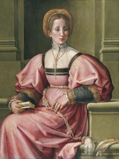 Portrait of a Lady-Pier Francesco di Jacopo Foschi-Giclee Print