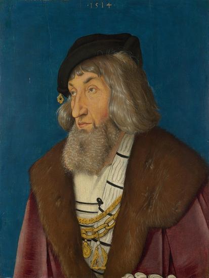 Portrait of a Man, 1514-Hans Baldung-Giclee Print