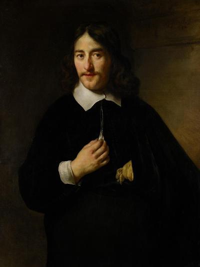 Portrait of a Man, 1654-Govaert Flinck-Giclee Print