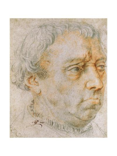 Portrait of a Man, 1740--Giclee Print