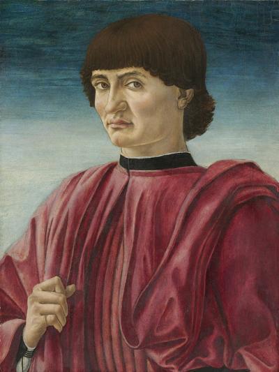 Portrait of a Man, c.1450-Andrea Del Castagno-Giclee Print