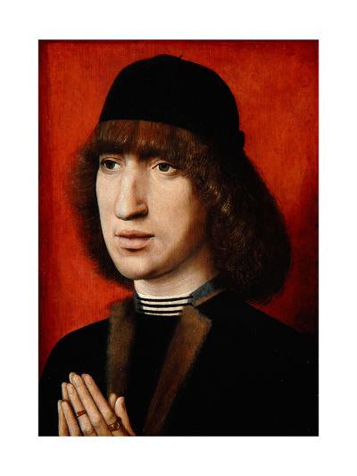 Portrait of a Man, C.1480-90--Giclee Print