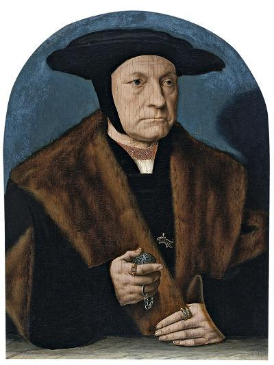 Portrait of a Man from the Weinsberg Family-Bartholomaeus Bruyn-Giclee Print