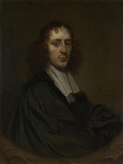 Portrait of a Man, Pieter Van Anraedt.-Pieter van Anraedt-Art Print