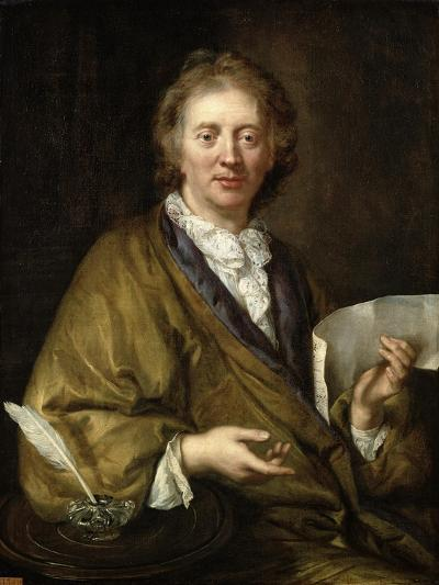 Portrait of a Man, Presumed to Be Francois II Couperin--Giclee Print