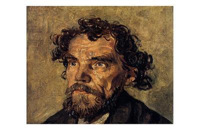 Portrait of a Man-Vincent van Gogh-Art Print