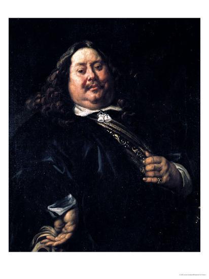Portrait of a Man-Jacob Jordaens-Giclee Print