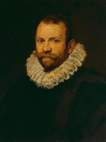 Portrait of a Man-Jacopo Bassano-Giclee Print