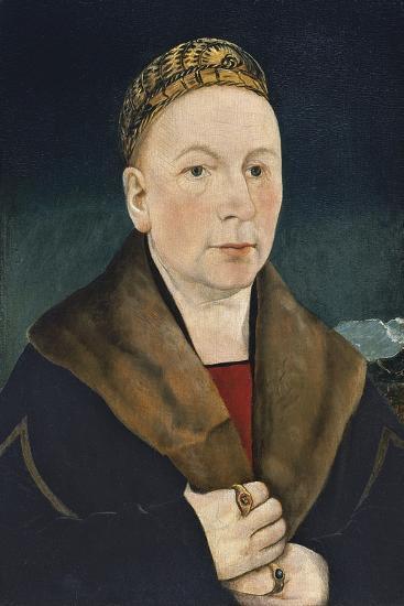 Portrait of a Man-Martin Schaffner-Giclee Print