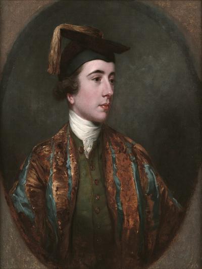 Portrait of a School Leaver-James Northcote-Giclee Print