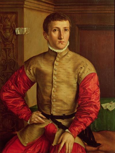Portrait of a Young Man, 1544-Georg Pencz-Giclee Print