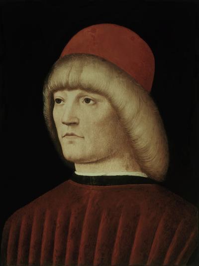 Portrait of a Young Man-Alvise Vivarini-Giclee Print
