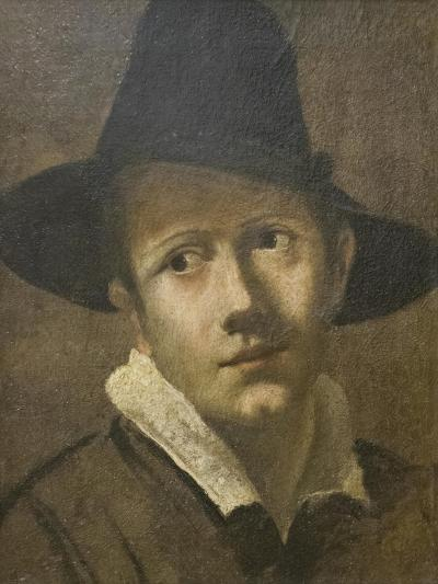 Portrait of a Young Man-Lodovico Carracci-Giclee Print