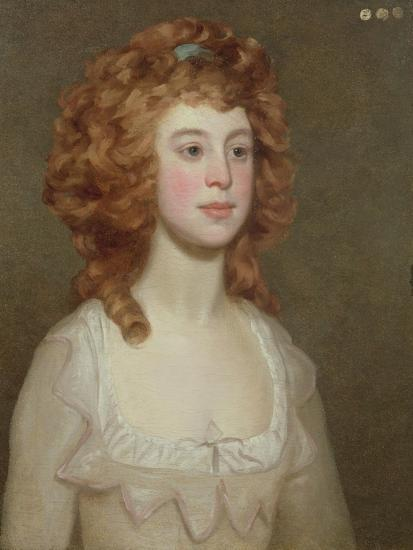 Portrait of a Young Woman, C.1790-Philip Reinagle-Giclee Print