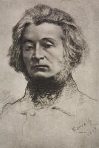 Portrait of Adam Mickiewicz