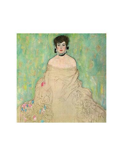 Portrait of Amalie Zuckerkandl, c.1918-Gustav Klimt-Art Print