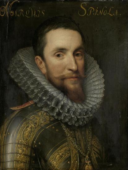 Portrait of Ambrogio Spinola--Art Print