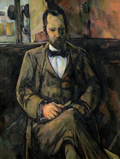 Portrait of Ambroise Vollard, 1899-Paul C?zanne-Giclee Print