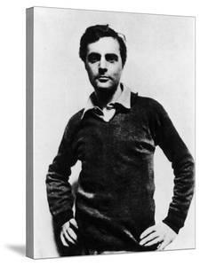 Portrait of Amedeo Modigliani
