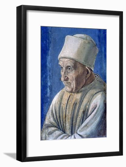 Portrait of an Old Man, 1485-Filippino Lippi-Framed Giclee Print