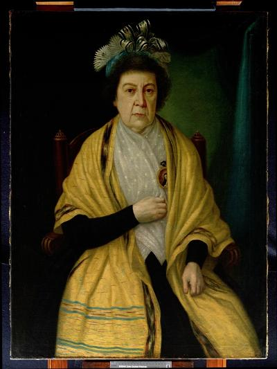 Portrait of an Old Woman--Giclee Print