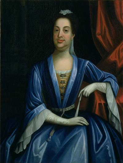 Portrait of an Unidentified Woman--Giclee Print