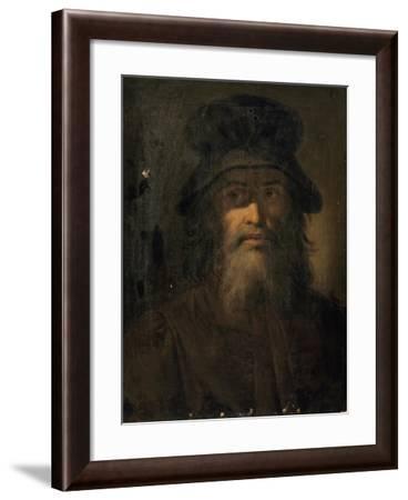 Portrait of Antonello Gagini (Palermo--Framed Giclee Print