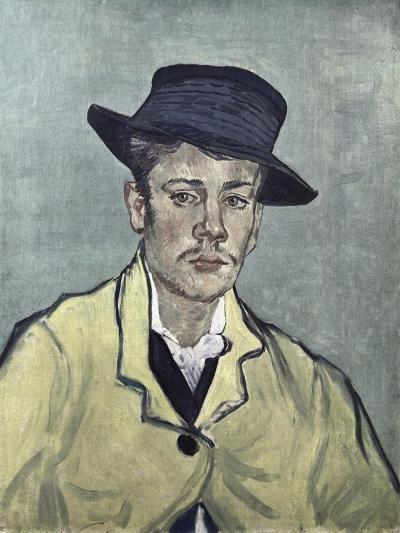 Portrait of Armand Roulin-Vincent van Gogh-Giclee Print