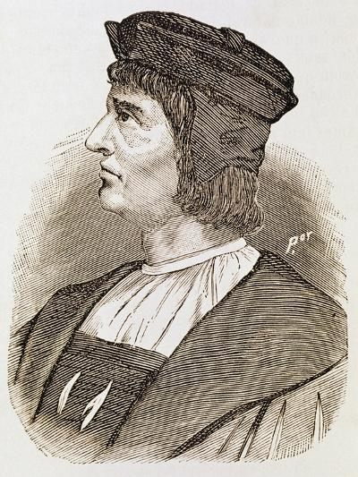 Portrait of Bartolomeu Dias--Giclee Print