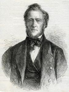 Portrait of Brigham Young, 1861