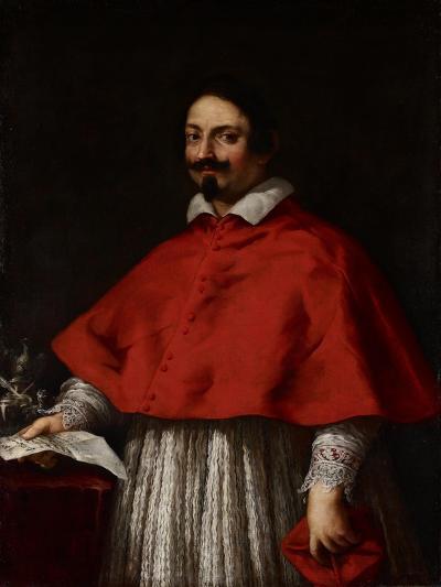 Portrait of Cardinal Pietro Maria Borghese, C.1633-35-Pietro da Cortona-Giclee Print