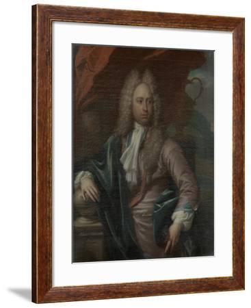 Portrait of Caspar Adriaen Parduyn, Bailiff of Middelburg-Philip van Dijk-Framed Art Print