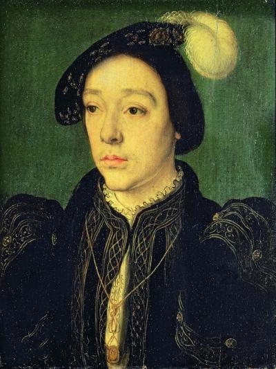 Portrait of Charles, Duke of Angouleme, C.1536-Claude Corneille de Lyon-Giclee Print