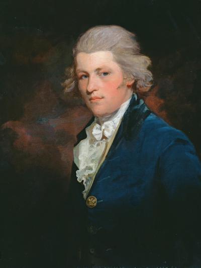 Portrait of Charles Lennox, 4th Duke of Richmond (1764-1819) C.1790-John Hoppner-Giclee Print