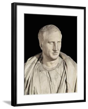 Portrait of Cicero--Framed Art Print