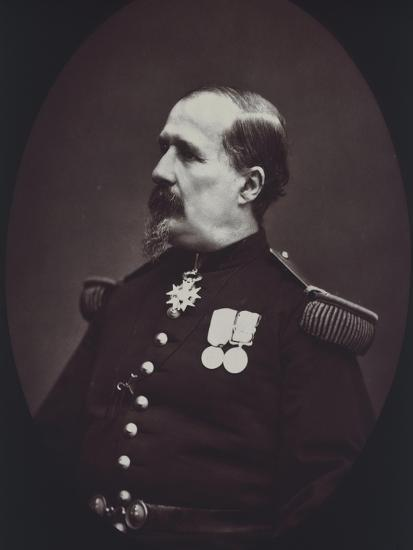 Portrait of Colonel, 1878-Eugene Fromentin-Giclee Print