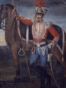 Portrait of Colonel Francisco Urdaneta, South America